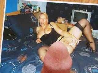 Awesome hot lady. Wish her sexy lips were around my rock hard dick.