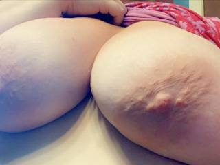 More titts in the morning before work.