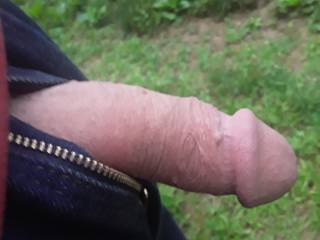 I love just having my cock hang out!!