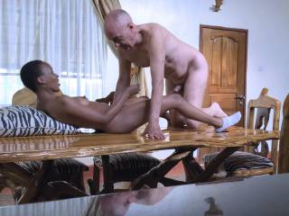 Enjoy a fucking action on a meeting table which was not planned but while the porn actors were waiting for the next shooting they just started fucking on the table while the shooting team was watching the action