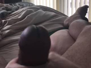 Wife wanted to play early this morning