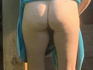 She loves showing her cute ass