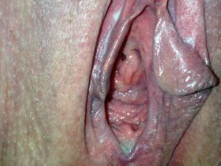 """Now I would like to eat that and make you cum in my face then when you are nice and wet I would slide my hard cock into you and fuck that pussy deep and hard """"BAREBACK""""..."""