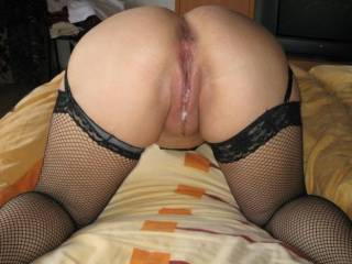 OMG would I love to grab those sexy hips and pump deep and hard into that sweet slutty ass!