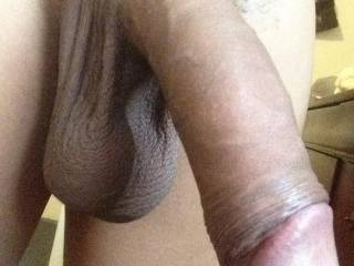 I want a bj and my balls sucked