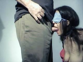Photo session with yoga milf turns into bondage fuck