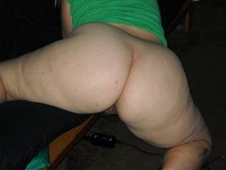 GREAT ass! Love a nice thick curvy one! Hot shot for sure.