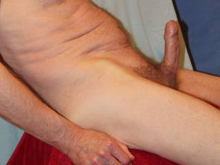 If I hold this position do you think you could ride me until we both explode into orgasmic pleasure?