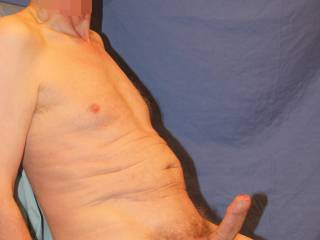 Would you like to grind your clit against the base of my erection?