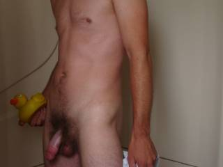 getting clean in the shower, want to make me dirty again?