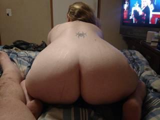 Wanna spank me?