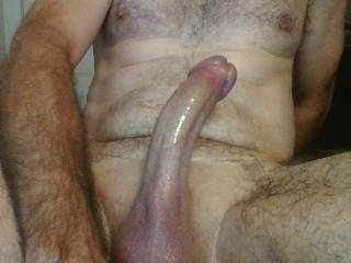 smooth shaved cock for you
