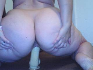 Let me lift this ass up so you can see me come down on you!!!!cummming yet???