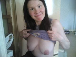 I'd like to cum loads between those tits.
