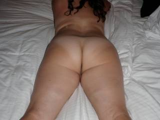 I'll slap your ass with my hard dick to leave red marks on it and hear * Oh it hurt me Bahy* then I'll slide it so deep inside you and after long hard fucking in your ass and drill it so hard after I get it stretch, I'll keep coming inside you until I fill your stomach up and my cum fill down on the flour then you will pend on your knees to lick my cum up while I'm keep filling your holes with my hot cum while your scream grab everybody in house attention to make them come and watch you how you enjoy and make them all man and women masturbate and land their cum on you, the more dirty you talk the my my dick keep shooting my cum inside you, Please relay with horny comment to make me cum more
