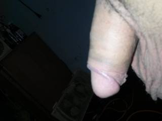husbands dick before i get it hard