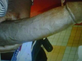 Fat 9 inch Fat juicy dick head