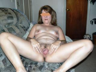 Wow babe i would just love to eat you! We could get our men to cum over your wet cunt and i could eat it all up off of you! ummm fuck i`m juiced up now, Hope you like my pix.xx