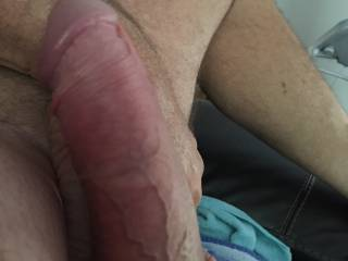 Edging with a hungry cock