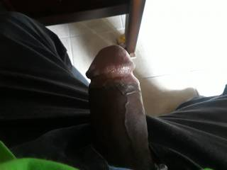 Thick Dark Cock looking for a pussies to play with ladies, he's willing to pleasure and be pleasure. Has been known to go off with out warning.