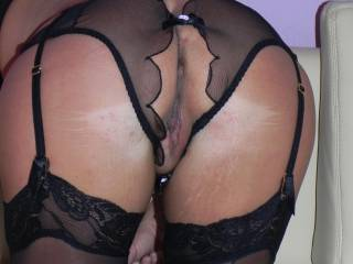 Hell yes I would. I enjoy fucking doggy that way I can get my cock right in by at least another inch and I could hold onto your sexy hips and pull you onto my cock a I fucked you deep and hard xxx