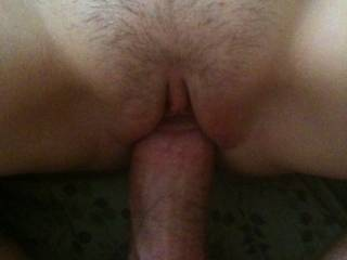such a beautiful pussy taking the dick   !tfs !  if not full am available and eager ! always horny, quick to be hard and cumloaded   lol