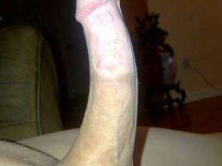 I think that is one hot fucking cock, would love to have it in my ass