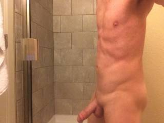 Pump your cock in n out of my mouth like it's my pussy