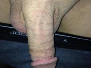Mmm let me kneel down & take that deep in my throat!