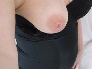 My tits were not meant to be covered all the time! x
