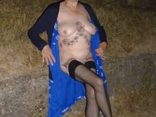 Hi all another one of my late night drive pictures,  comments please mature couple