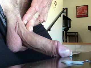 full throttle ejaculation