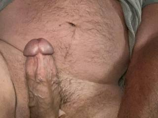 What do you think of my throbbing hard cock