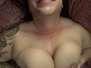 no better way than to catch mr sexy\'s hot cum