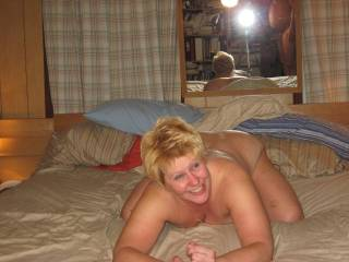 you have a hot sexy wife, she is a woman to ride.