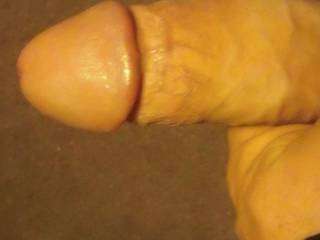 What do you think of my hubbies cock? I would love to see it pound someones pussy!