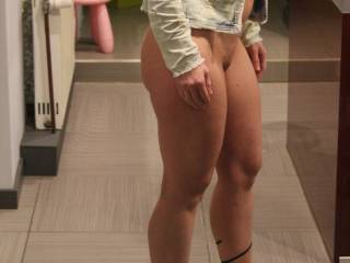 Love your sexy legs,. so hot! And your perfectly riound butt,... just a piece of heaven!