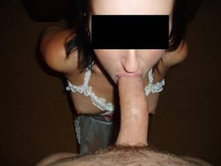 i wish u were sucking my cock like that u are soooooooooooo sexy