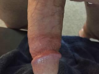 Very nice big fat cock. Very suckable.