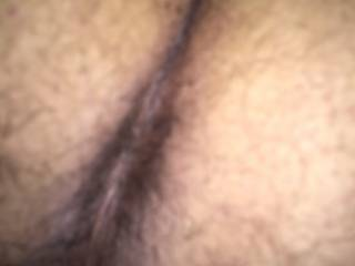 Here\'s my furry ass. Lick it then spit it and fuck it.