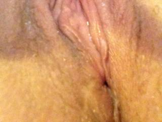 Nice wet and loose