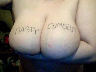 Mmmmm those are mighty fine big titties MissBitch ;-)
