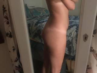 I posted a video of me with a really fun and sexy friend...6\' tall, athlete, very sexual, very vocal, squirting pussy...and was asked if I had any pics of her. The only ones I have are what she would send me, and here are a few for now.....