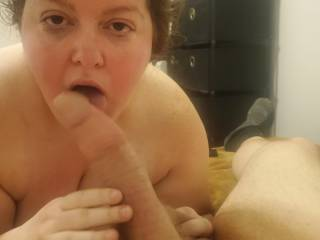 Love a slut who knows how to suck my big cock