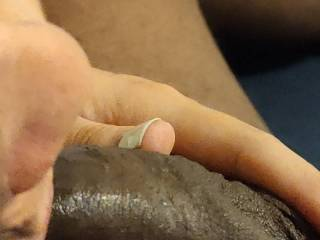 Interracial blowjob part 1! Make sure you watch part 2 where I swallow it all like promised!!