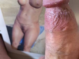 Do you think my cock goes good with geilemuschi's hot body?