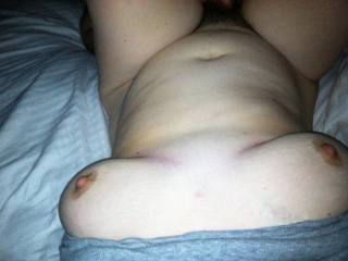 Wow nice!  She's got some amazing tits :)