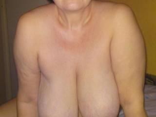 i bet your boobs feel incredible , they look soooo soft - mmmmmmmmm