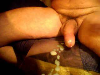 been watching ZOIG all afternoon. got so horny. the cumshot flew and hit my pad.