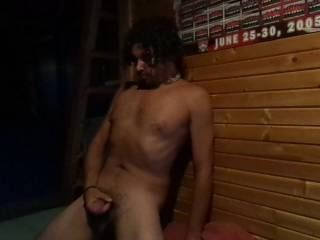 Me briefly masterbating & fingering my ass.........really short & sweet.
